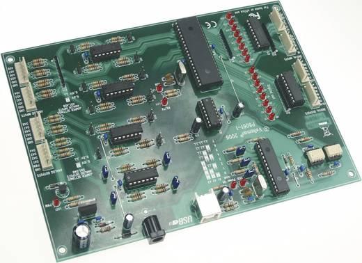 USB interfész kártya építőkészlet, velleman K8061
