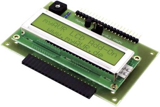 myAVR LCD háttérvilágítással