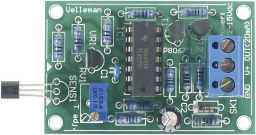 Hőmérséklet érzékelő építőmodul -20...+70 °C, Velleman VM132