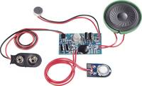Hangrögzítő modul 20 mp, 9 V/DC Conrad Components