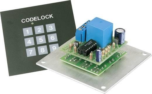 Kódzár építőkészlet, Velleman K6400