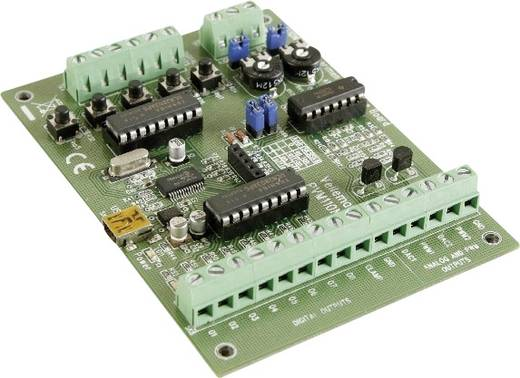 USB kísérleti interfész panel, Velleman VM110N