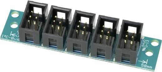 C-Control Busz elosztó 191193 I²C Alkalmas: