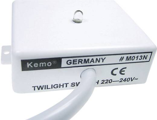 Kemo M013N alkonykapcsoló modul, 240V/AC