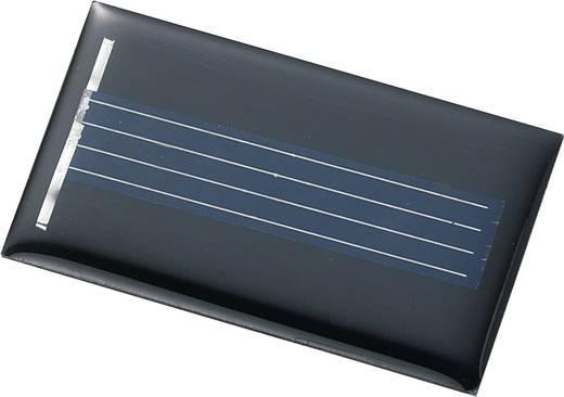 Napelem cella monokristályos 0,5 V/100 MA