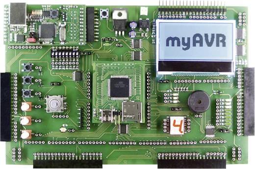 myAVR Board MK3 256K PLUS