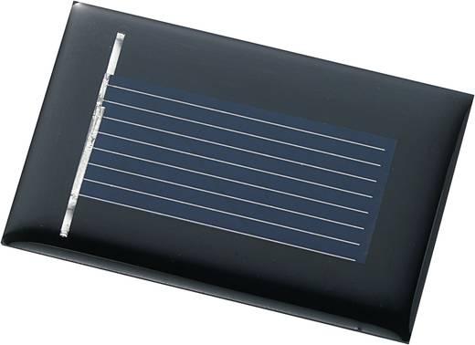Napelem cella monokristályos 0,5 V/200MA