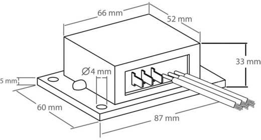 Teljesítményszabályozó modul, 9 - 28 V/DC KEMO M171