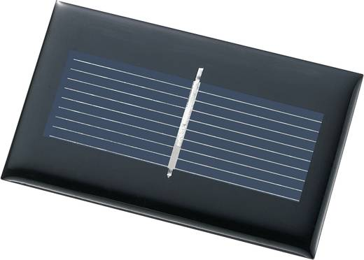Napelem cella monokristályos 0,5 V/400MA