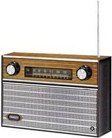 URH retro rádió építőkészlet, Franzis 65039 Franzis Verlag