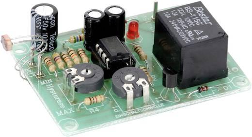 H-Tronic precíziós alkonykapcsoló építőkészlet, 12-15V/DC