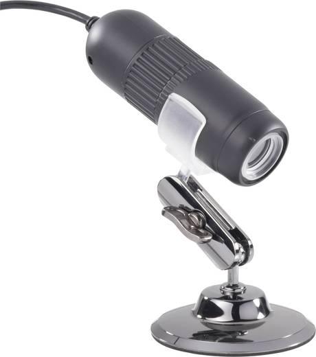 USB-s mikroszkóp kamera, 2 millió pixel, nagyítás 90 és 500-szoros
