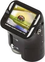 Digitális mikroszkópkamera USB/LCD1,3 MPixNagyítás 3,5 ... 35 x, Reflecta Reflecta