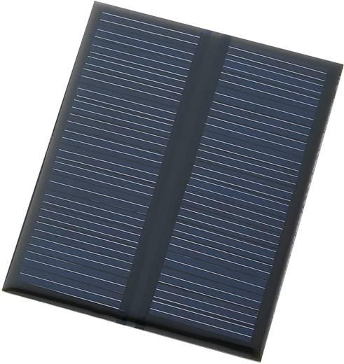 Napelem cella polikristályos 18 V/40 MA