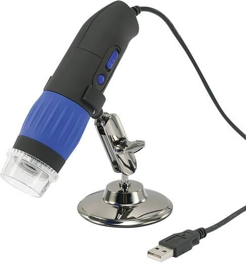 Conrad Digitális Mikroszkóp kamera USB 9.0 Mio. Pixel, Nagyítás: 10 - 200-szoros