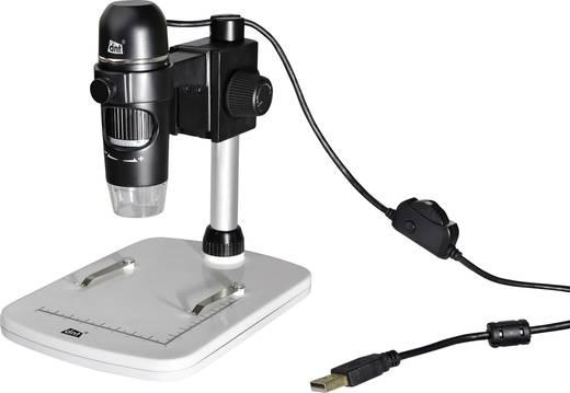 Digitális USB-s mikroszkópkamera, 5 millió pixel, nagyítás 20 - 300-szoros, dnt DigiMicro Profi