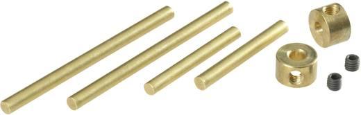 Arexx Tengely készlet állítógyűrűkkel ARX-ACH05