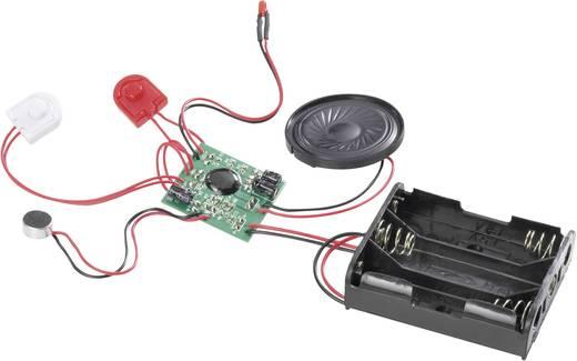 Hangfelvevő modul 20 mp, 4,5 V/DC, Tru Components