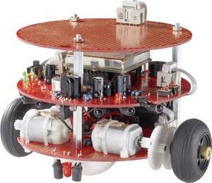 Programozható robot építőkészlet, C-Control Pro-BOT129 (PRO-BOT128K) C-Control