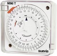 Suevia Practic RD Felszerelhető időkapcsoló óra Analóg 230 V/AC 16 A/230 V (SU251232) Suevia