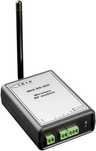 RS485 rádiójel vezérlésű modul TRL Funksysteme 60202 Max. hatótáv (szabad területen): 1000 m 12 V/DC, 24 V/DC