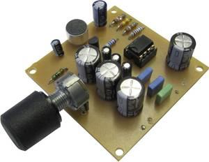 Parabola mikrofon építőkészlet, 9 V/DC, Kemo B085 (B085) Kemo