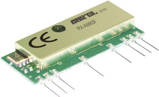Aurel 650200797G AM vevő modul, 868,3 MHz Modul