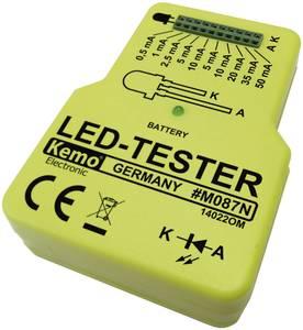 LED teszter 9V/DC Kemo Electronic M087N Kemo