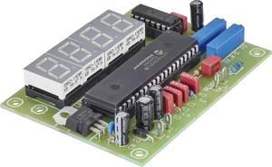 Hőmérő LED kijelzővel, készreszerelt Conrad Components