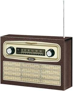 URH retro rádió építőkészlet, URH, Tru Components Conrad Components