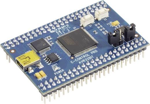 C-Control PRO AVR 32 bites egység 3,3 V/DC Bemenetek/Kimenetek 57<br