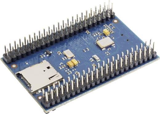 C-Control PRO AVR 32 bites egység 3,3 V/DC Bemenetek/Kimenetek 57 Flash memória 512 kB Munkamemória 64 kB Csatlakozók 1 x Ethernet, 2 x CAN, 2 x I²C, 2 x SPI-Bus