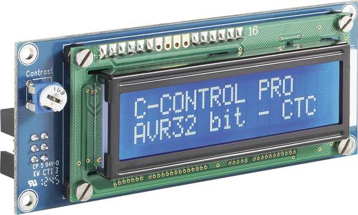 LCD tábla, C-Control PRO AVR, 32 bites