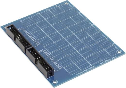 C-Control PRO AVR 32 bites Unit-Bus bővítő tábla, 26 pólusú