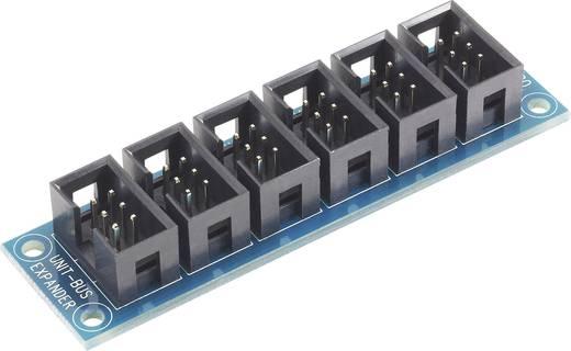 C-Control PRO AVR 32 bites Unit-Bus bővítő tábla