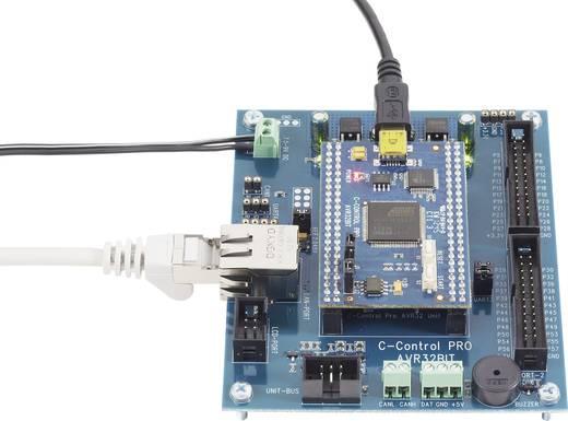 C-Control PRO AVR 32 bites alaplap 7,5 - 9 V/DC