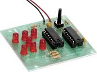 LED-es dobókocka építőkészlet, Tru Components (195111) Conrad Components