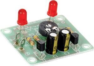 Villogó fény építőkészlet Tru Components 195146 Kivitel: Építőkészlet 9 V/DC, 12 V/DC (195146) Conrad Components