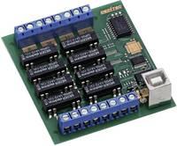 Deditec USB-RELAIS-8_A Kimeneti modul USB Relé kimenetek száma: 8 Deditec