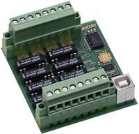 Deditec USB-RELAIS-8_B Kimeneti modul USB Relé kimenetek száma: 8 Deditec