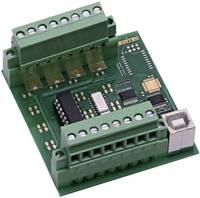 Deditec USB-OPTOIN-8_B Bemeneti modul USB Digitális bemenetek száma: 8 Deditec