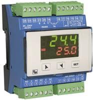 Wachendorff URDR0001 PID Hőmérséklet szabályozó K, S, R, J, Pt100, Pt1000 Relé, 5 A, SSR, RS 485 (H x Sz x Ma) 64 x 72 (URDR0001) Wachendorff