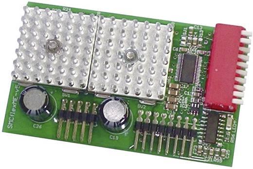 Emis Motormeghajtó végfokozat modu, SMCflex-ME Üzemi feszültség A bázis modulon keresztül Fázisáram (max.) 4 A Szabályozható tengelyek száma 1