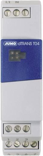Négyvezetékes mérőátalakító, JUMO dTRANS T04, PT100