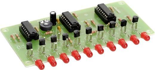 LED-es fényeffekt készülék Conrad Components 197327 Kivitel: Építőkészlet 9 V/DC, 12 V/DC
