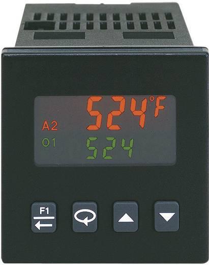 PID Hőmérséklet szabályozó Wachendorff T1611110 S, T, J, N, K, E, R, B, Pt100 Relé, 3 A (H x Sz x Ma) 106 x 50 x 50 mm
