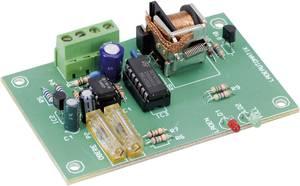 Töltőautomatika építőkészlet 12V max 10A Conrad Components