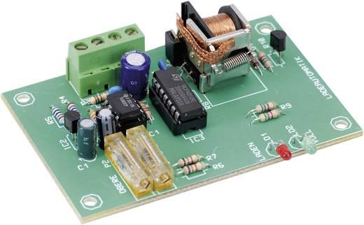 Töltőautomatika építőkészlet 12V max 10A