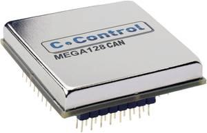 Processzor, 8 analóg bemenet / 6 db egyenként 8 tűvel és 1 db 5 tűvel digitális I/Os, RS232, Unit C-Control Pro Mega 128 C-Control