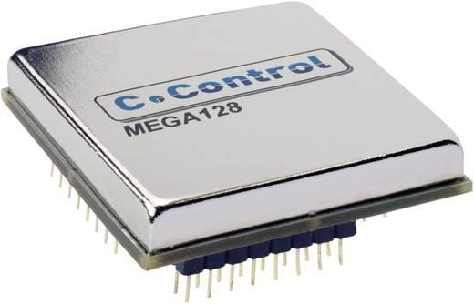 C-Control PRO Unit Mega 128 4,5 - 5,5 V/DC Bemenetek/Kimenetek 8 analóg bemenet / 6, darabonként 8 IC lábbal, 1 db 5 IC lábbal digitális I/Os Flash memória 80 kB Program memória 80 kB Munkamemória 4 kB Csatlakozók RS 232